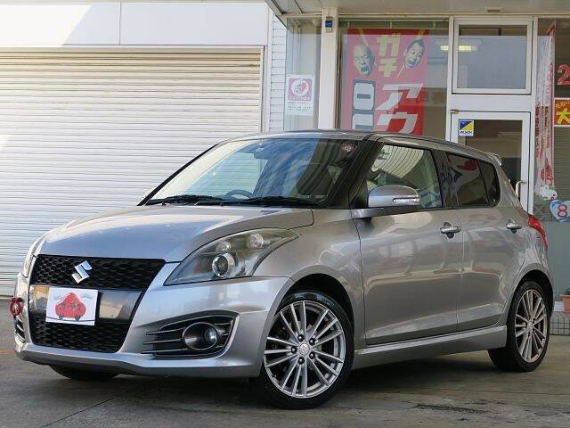 SUZUKI SWIFT (IGNIS) SPORTS