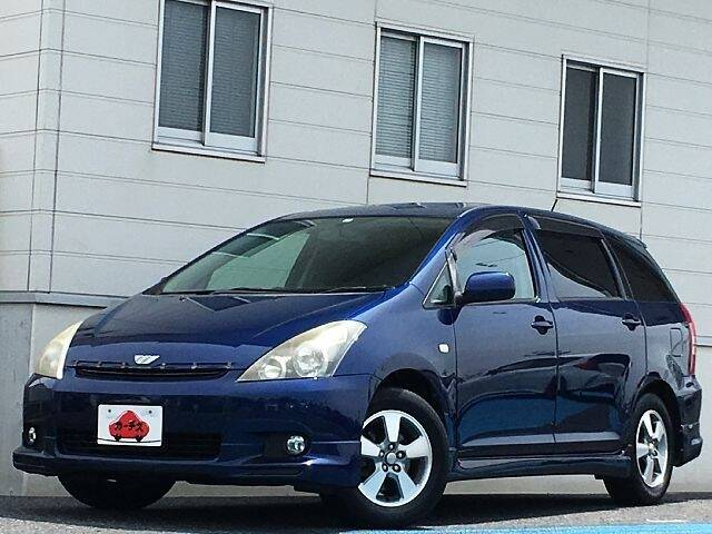 TOYOTA WISH X S PACKAGE