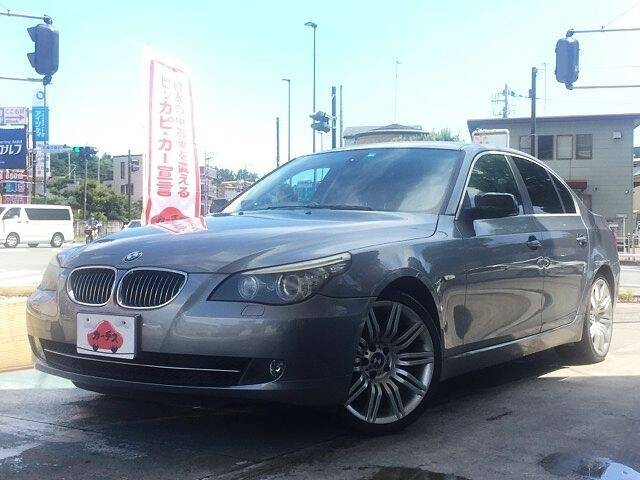 BMW 5 SERIES 525I HI-LINE