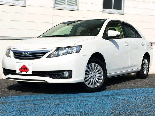 TOYOTA ALLION A15 G PLUS PACKAGE