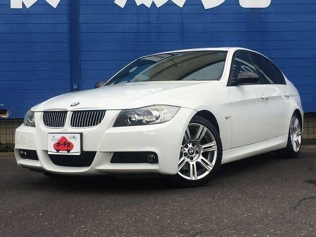BMW 3 SERIES 323IM SPORT