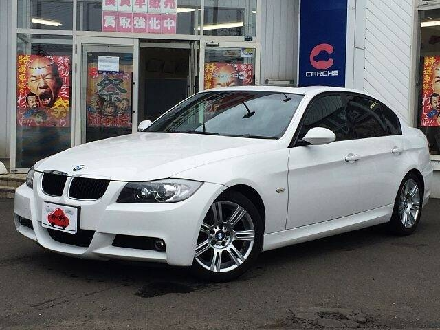 BMW 3 SERIES 320I M SPORT PACKAGE