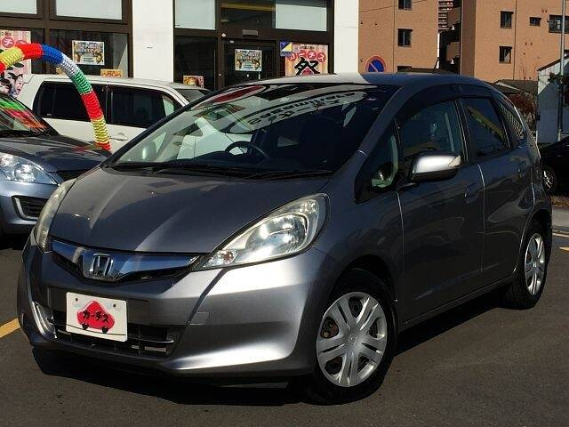 HONDA FIT (JAZZ) X