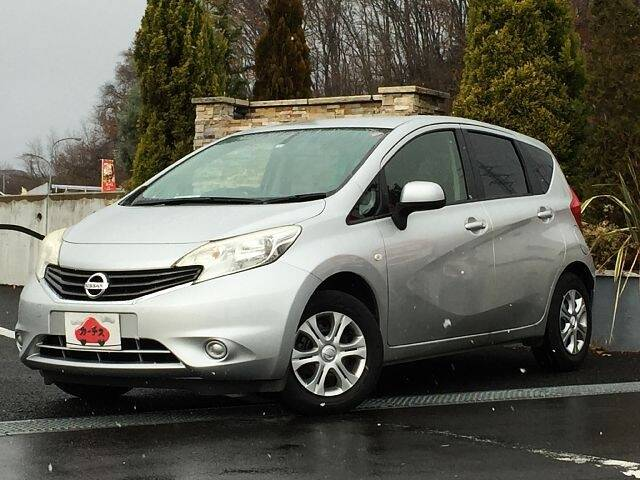 NISSAN NOTE X