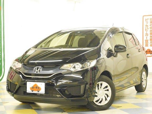 HONDA FIT (JAZZ)