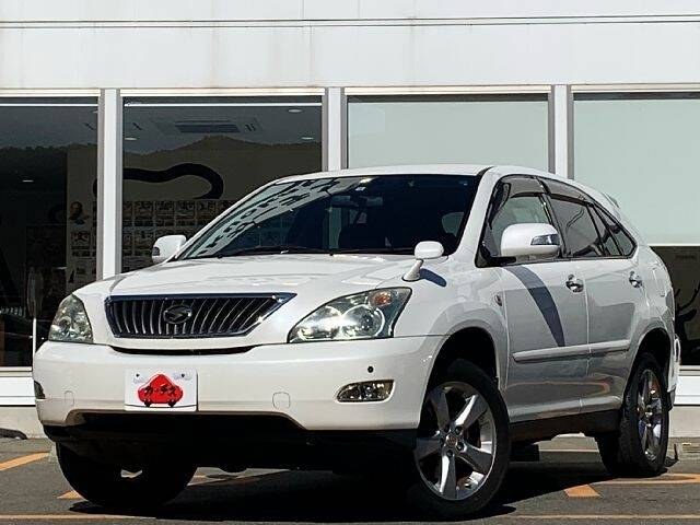 TOYOTA HARRIER (LEXUS RX300) 240G PREMIUM L PACKAGE