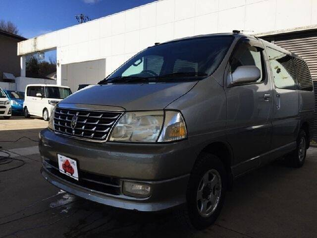 TOYOTA GRAND HIACE G X EDITION