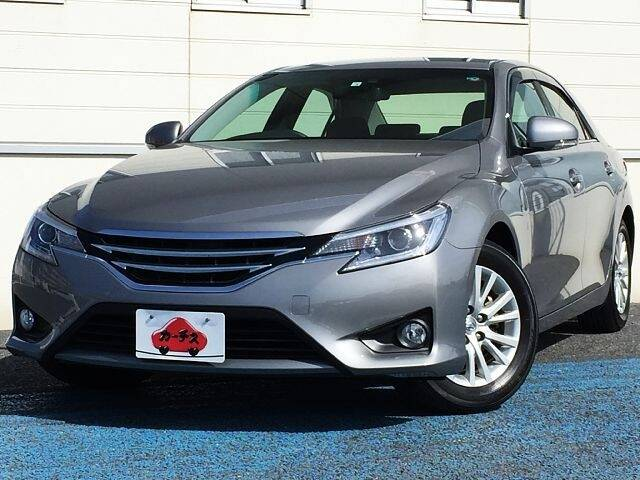 TOYOTA MARK X 250G
