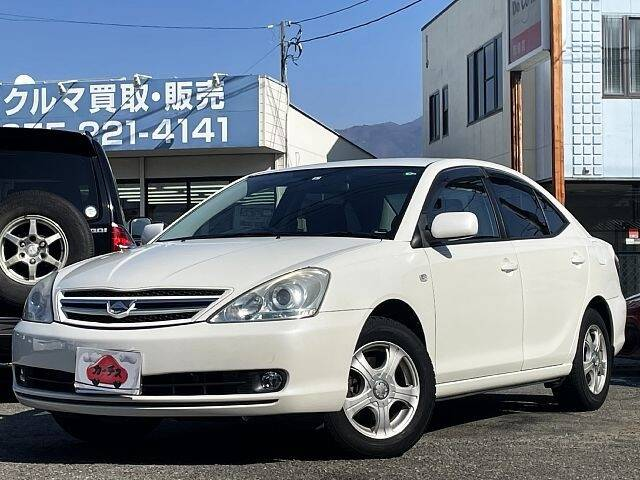 TOYOTA ALLION A20 S PACKAGE