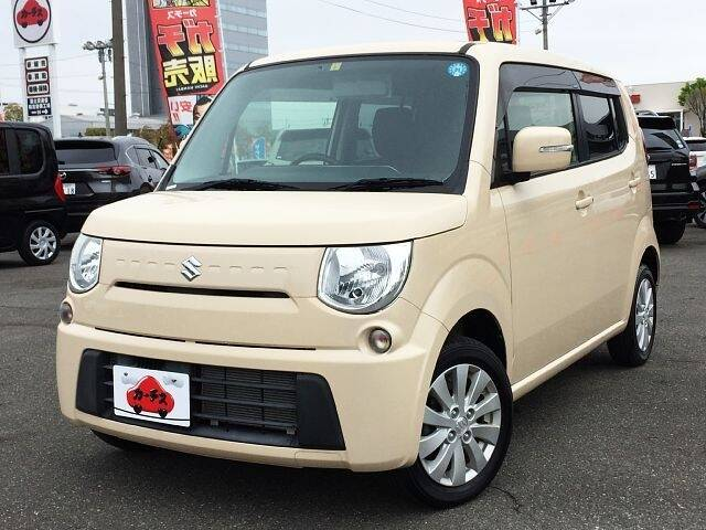 SUZUKI MR WAGON X