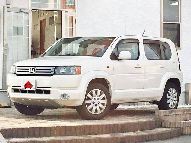 HONDA CROSS ROAD (LANDROVER)