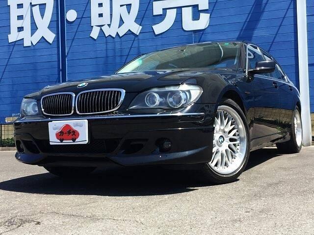 BMW 740i (7 SERIES)