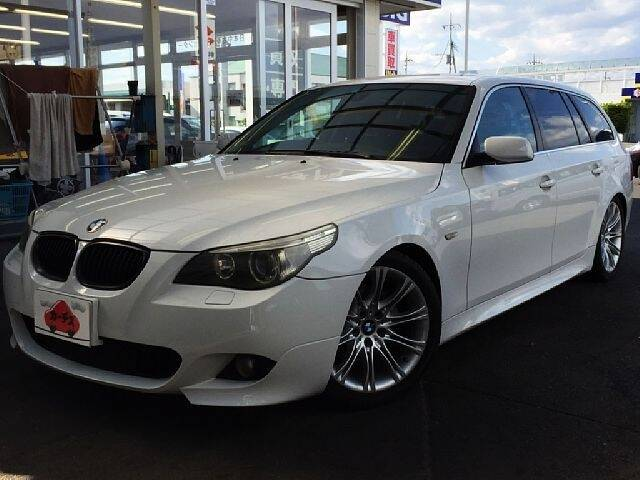 BMW 5 SERIES 525I TOURING HI-LINE