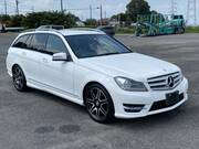 2012 MERCEDES BENZ C CLASS C180 BLUE EF AMG SPORTS PACKAGE+