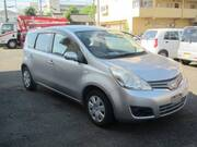 2010 NISSAN NOTE 15X