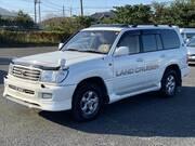 2001 TOYOTA LAND CRUISER VX-LTD G SELECTION
