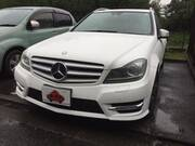 2014 MERCEDES BENZ C CLASS C180 BLUE EF AMG SPORTS PACKAGE+