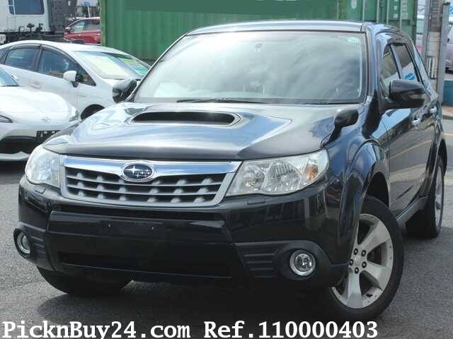 2011 Subaru Forester Ref No0110000403 Japanese Used Cars