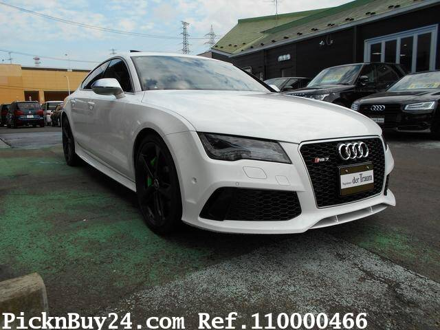2014 Audi Rs7 Sportback Ref No0110000466 Used Cars For Sale