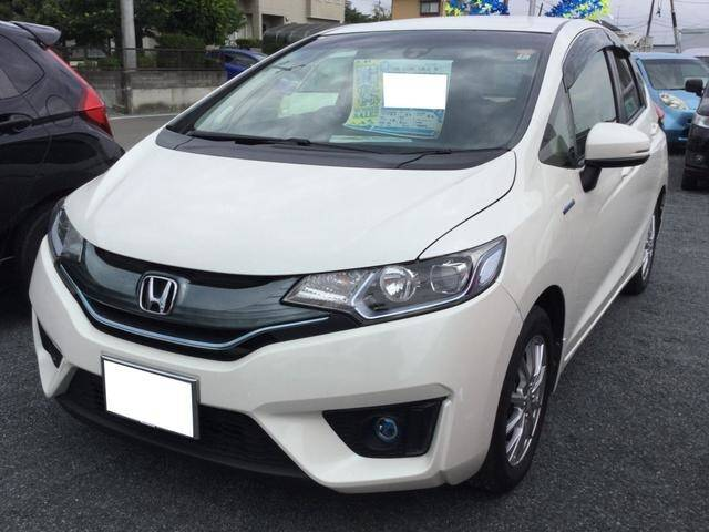 Exceptional HONDA FIT HYBRID