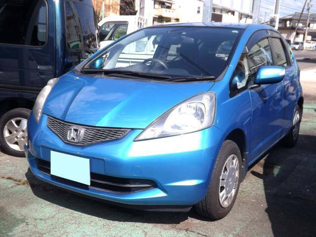 2008 HONDA FIT (JAZZ) | Ref No.0120002612 | Used Cars for ...