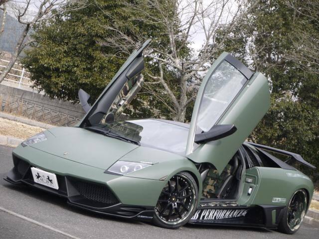 2004 Lamborghini Murcielago Ref No 0120003883 Used Cars For Sale