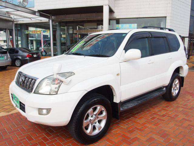 TOYOTA LAND CRUISER PRADO ...