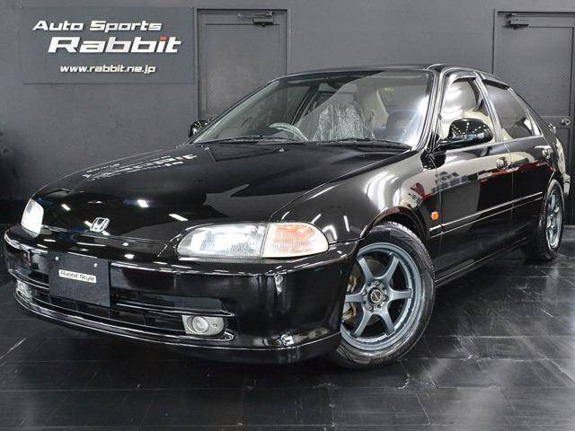 1992 Honda Civic Ferio Ref No 0120009031 Used Cars For Sale