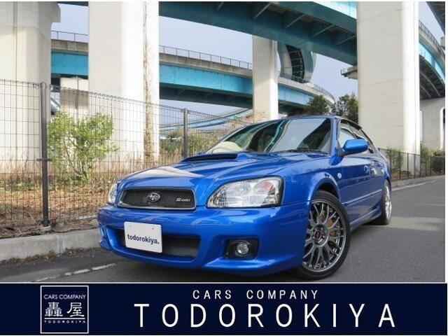 הוראות חדשות 2002 SUBARU LEGACY B4 | Ref No.0120010511 | Used Cars for Sale DM-25