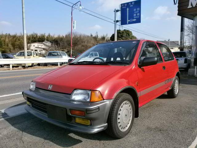 1988 HONDA City | Ref No.0120018123 | Used Cars for Sale ...