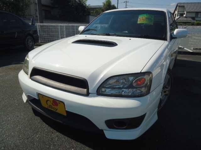 2002 Subaru Legacy B4 Ref No 0120021533 Used Cars For Sale