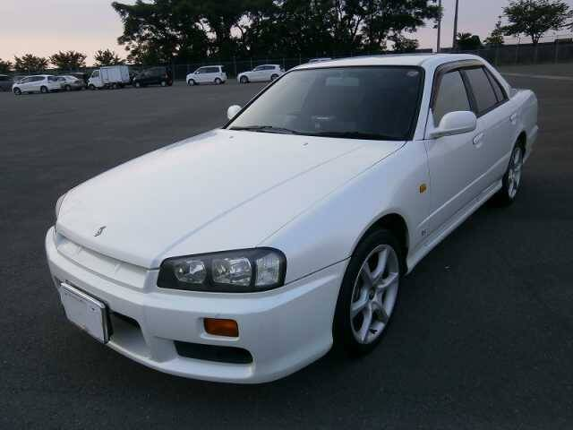 2000 Nissan Skyline Ref No0120021900 Used Cars For Sale