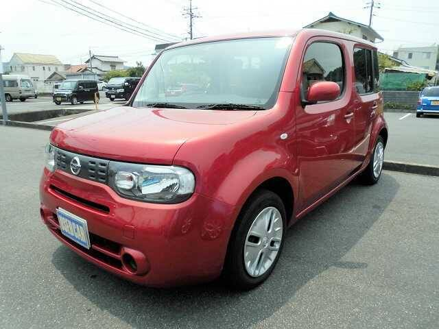 2009 Nissan Cube Ref No0120022296 Used Cars For Sale