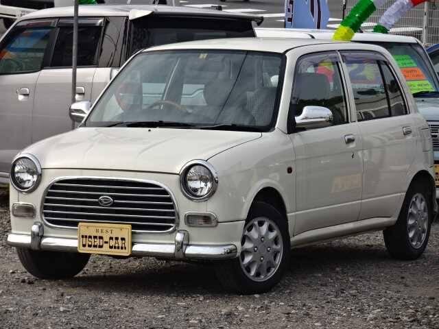 2001 Daihatsu Mira