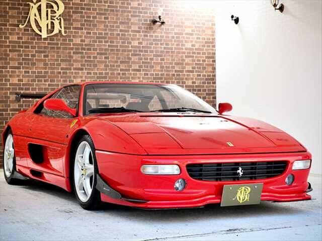1995 Ferrari F355 Ref No0120025554 Used Cars For Sale
