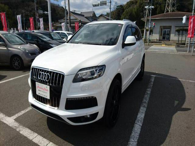 2010 Audi Q7 Ref No0120027888 Used Cars For Sale Picknbuy24