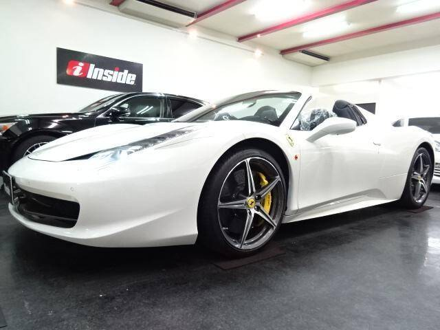 2017 Ferrari 458 Spider Ref No 0120028069 Used Cars For Sale Picknbuy24 Com