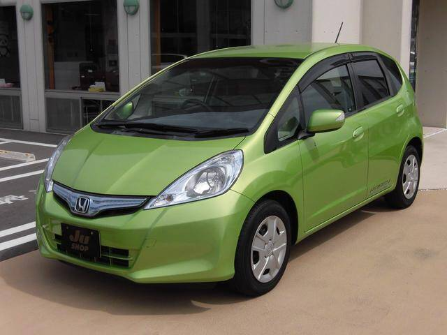 2010 honda fit hybrid ref no 0120028401 used cars for sale