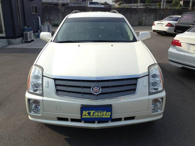 2004 Cadillac Srx Ref No0120029256 Used Cars For Sale
