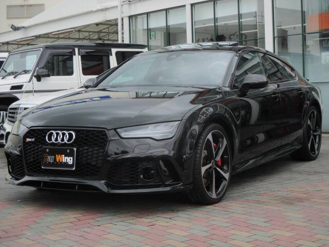 Used Suv Under 10000 >> 2015 AUDI RS7 SPORTBACK | Ref No.0120030454 | Used Cars for Sale | PicknBuy24.com