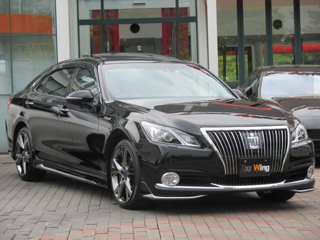 Crown used cars