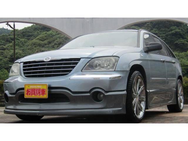 Chrysler Carros Usados >> 2007 Chrysler Chrysler Pacifica N O De Ref A0120033206 Carros