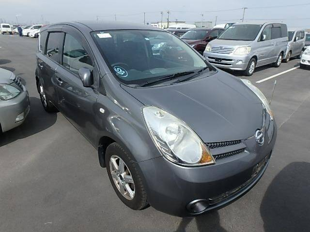 2006 Nissan Note Ref No0120034035 Used Cars For Sale