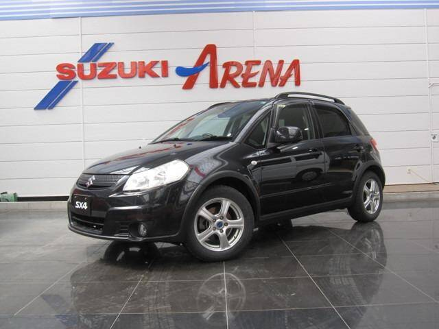 2009 Suzuki Sx4 Ref No 0120036541 Used Cars For Pickn24