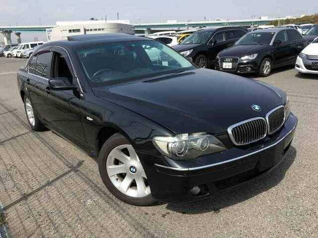 2007 Bmw 7 Series Ref No0120038864 Used Cars For Sale