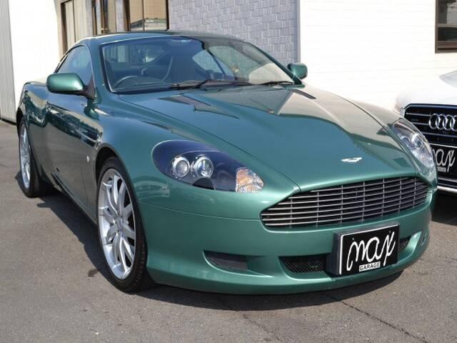 ASTON MARTIN DB Ref No Used Cars For Sale - Aston martin 2005 for sale
