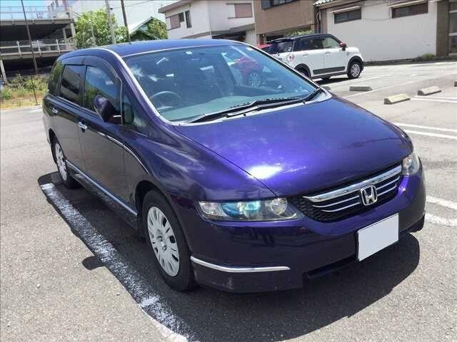 2004 Honda Odyssey Battery