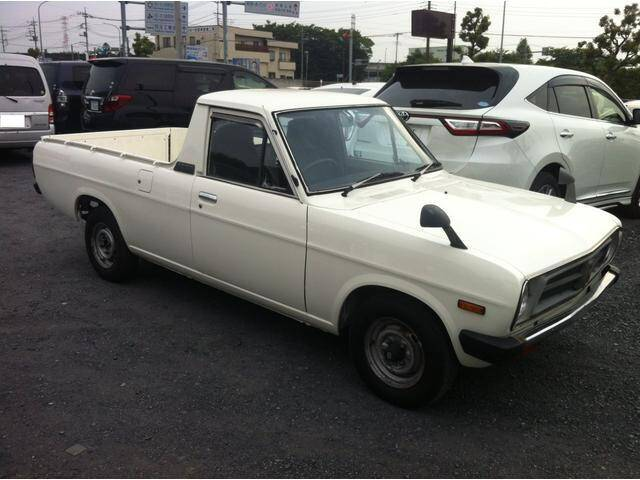 1986 Nissan Sunny Truck Ref No 0120049517 Used Cars For Sale