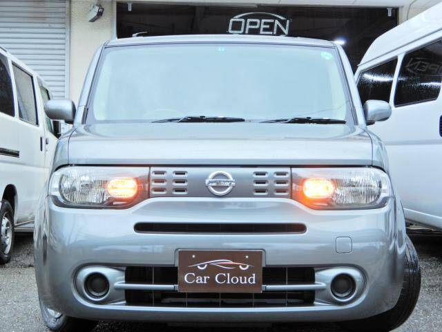 2010 Nissan Cube Ref No0120050919 Used Cars For Sale