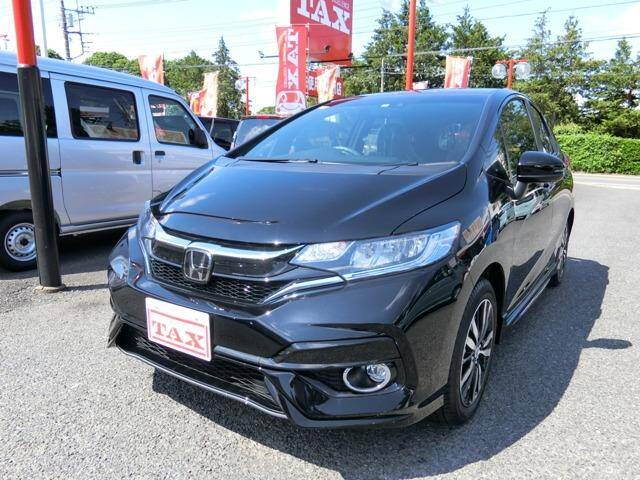 2018 HONDA FIT (JAZZ) | Ref No.0120052279 | Used Cars for ...